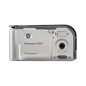 HP Photosmart E327 Appareil Photo Numérique 5,0 MP