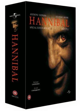 Preisvergleich Produktbild Hannibal [UK IMPORT]