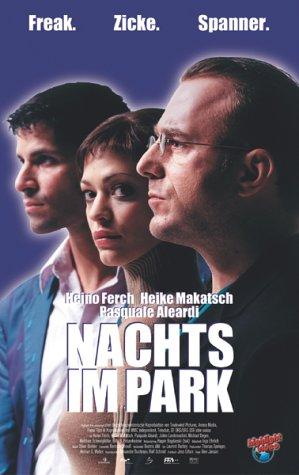 Nachts im Park [VHS] -