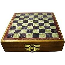 Vishwanath Murti Bhandar Chess Board (13 cm x 13 cm x 5 cm)