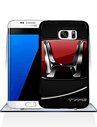 Fall-Abdeckung für Samsung Galaxy S7 Edge Honda Vivid Design, Honda Logo&Brand Samsung S7 Edge Hülle Schutzhülle Tasche Hard Kunststoff PC Back Protective Gift für Mädchen