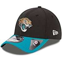 Jacksonville Jaguars New Era 39THIRTY 2015 Official Player Draft Day Flex Hat (Ricamato Flex Hat Fit)