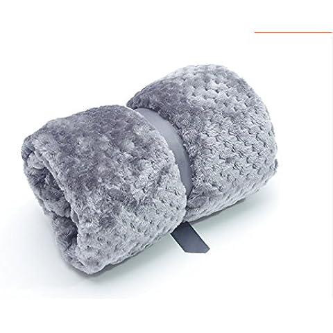 Blanket pet cani cucciolo del gatto del gattino coperta morbida letto caldo per l'automobile, Gabbia, Cuccia, Dog House