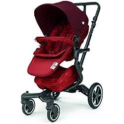 Concord Neo Plus - Silla de paseo plegable y multifuncional, Color Autumn Red