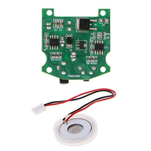 BIlinli D20mm 113KHz Ultraschall-Nebelhersteller Keramik-Luftbefeuchter Zerstäubungssensor 3,7-12V