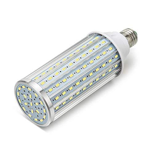ONLT LED Maiskolben Birnen, E27 45W 6000K 4450LM 140X5730SMD 450W quivalent Aluminium High Power Retrofit Glhbirne, AC85-265V, LED Straenlaterne, 360 Grad Flutlicht, fr Garage, Auffahrt(45W-Kaltweiß)