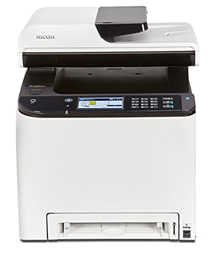 Ricoh Impresora láser Aficio SP C261SFNW D/S/K/F