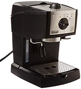 DeLonghi EC 155 Espressomaschine, 15 bar Pumpendruck 1100 Watt