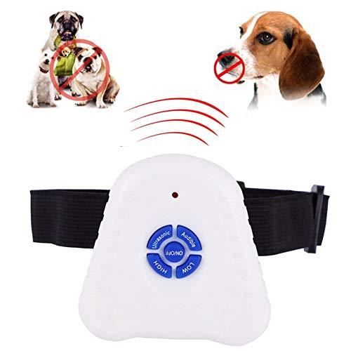 TarLink® Ultrasonic Anti Bark Collar Stop Dog Barking Control Device Collar Deterrent