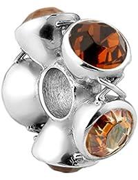 Nena Lina crystal bead con elementos de Swarovski en 925 plata esterlina, también pulseras Pandora, 718045-002