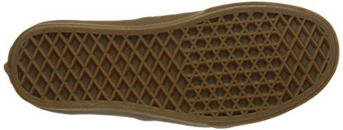 Vans U AUTHENTIC (10OZ C L) CAST Unisex-Erwachsene Sneakers Schwarz ((10oz C L) cast EO4)