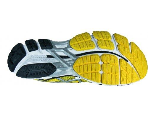 ASICS Chaussures de Course pour GT 2000II - Jaune