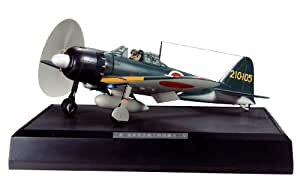 1/32 Aircraft Series No.11 Mitsubishi A6M Zero Type 52 Real Sound action set 60311 (japan import)