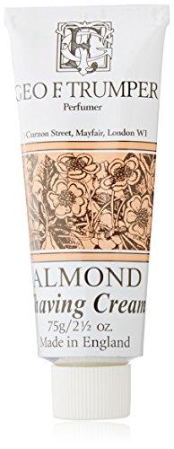 Geo. F. Trumper - Almond - Rasiercreme in der Tube (Cream Shave Almond)
