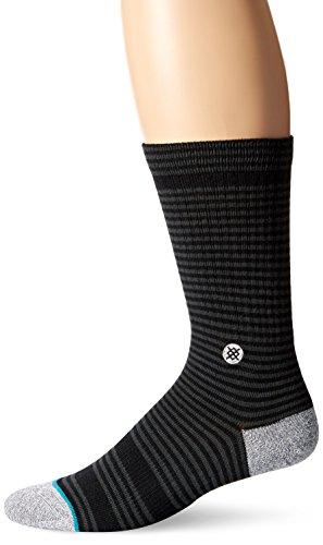 Stance Bresman Socks - Black-Large