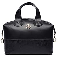 حقيبة ساتشيل بلومسبيري للنساء من زينيف لندن – لون اسود