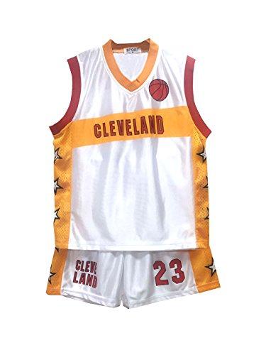 Basketball Shorts été Garçons Nouveautés Filles Top Gilet Kit Set Taille âge 3-14 ans Bnwt