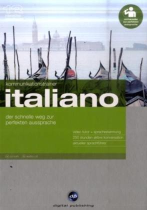 Interaktive Sprachreise 13: Kommunikationstrainer Italiano