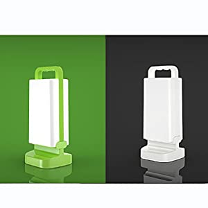 A-SZCXTOP Outdoor/Indoor Solar LED Light Rechargeable Table Lamp with Handle for Camping Outage Led Table Cube Night Light Home Decorative LED Light from A-SZCXTOP