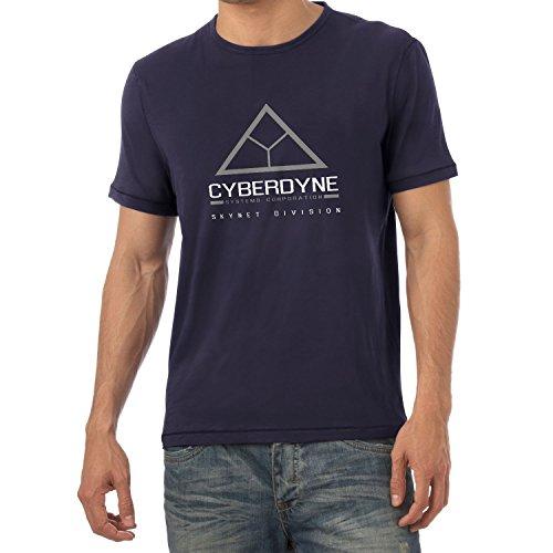 TEXLAB - Cyberdyne Special Edition - Herren T-Shirt, Größe XL, (Terminator Kostüm 1)