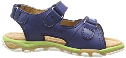 Bisgaard Sandals, Sandales ouvertes mixte enfant Bleu (20)