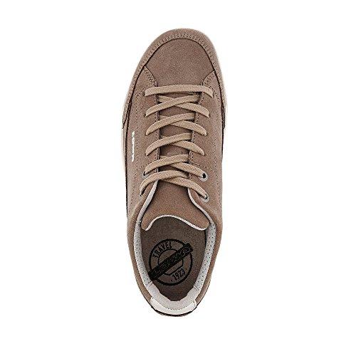 Lowa  320768 0718, Chaussures de ville à lacets pour femme gris gris Gris