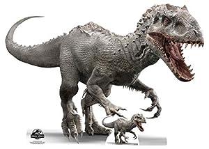 Star Cutouts Ltd SC1284 Star Cutouts - Figura de dinosaurio (vista lateral, 92 cm de alto), diseño de dinosaurio