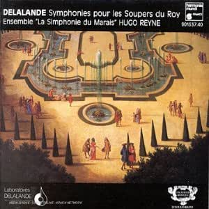 Delalande Sinfonie Reyne