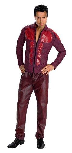 Disfraz de Derek Zoolander Para Hombre–XL