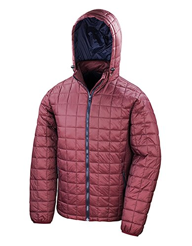 Urban Blizzard Jacket Ruby-Navy