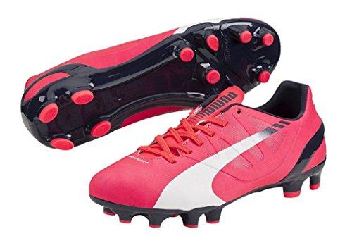 De Zapatos De Rosa Evospeed Fútbol Azul Marino blanco 4 3 Hombre Fg Puma Color wqAIfvFw