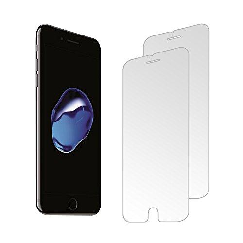 2 Pack Protecteur d'écran zenmo de qualité supérieure, en verre trempé pour iPhone 7 (4,7 pouces), compatible 3D Touch