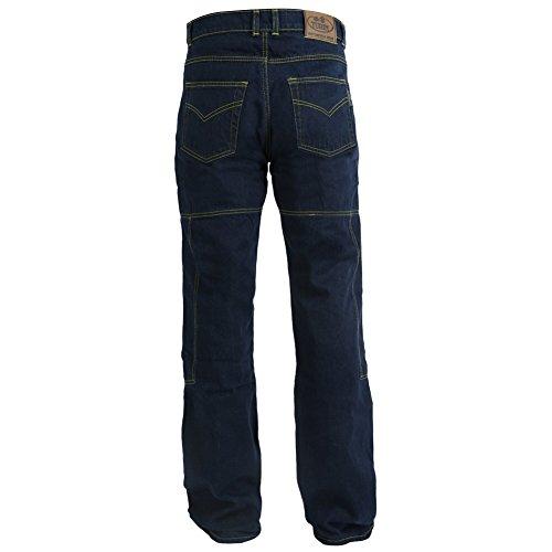 Turin Navy Kevlar Jeans
