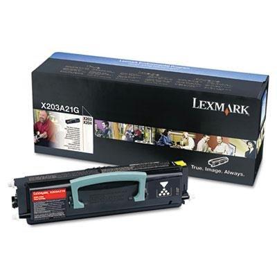 Lexmark X203A11G Toner (Micr-toner Lexmark)