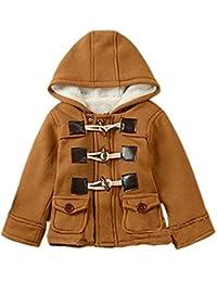 Amazon.it: Marrone Giacche e cappotti Bambini e ragazzi