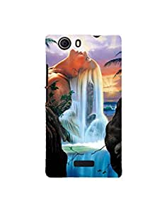 Aart Designer Luxurious Back Covers for MicromaxE311 by Aart Store.
