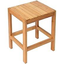tabouret de bambou. Black Bedroom Furniture Sets. Home Design Ideas