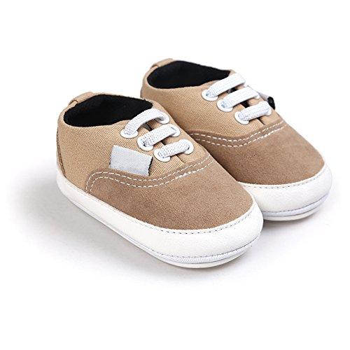Für Khaki Kinder 18 Schuhe Baby Weiche Sohle Anti Premium Monate 0 Kleinkind rutsch ZxS8q