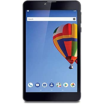 iBall Slide Blaze V4 Tablet (7 inch, 16GB, Wi-Fi + 4G LTE + Voice Calling), Jet Black