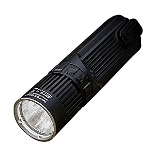 Nitecore SRT9 CREE XHP50 LED Flashlight -2150 Lumens -Also Blue, Green, Red, and UV LEDs