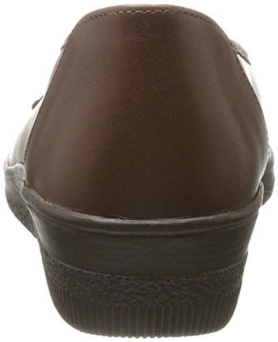 Gabor Shoes, Damen Ballet Pumps Braun (92 castagne/New Whisky)