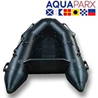 AQUAPARX RIB 330 MKII Schlauchboot Ruderboot Paddelboot Gummiboot Angel Motor