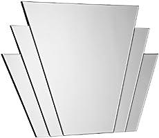Premier Housewares Miroir art-déco 70 x 100 x 2 cm