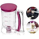 ITW Pancake Batter Dispenser - Purple And Transparent