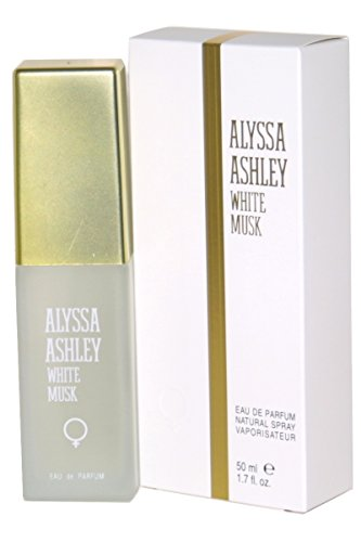 Alyssa Ashley White Musk Femme/Women, Eau de Parfum, Vaporisateur/Spray, 1er Pack (1 x 50 ml)