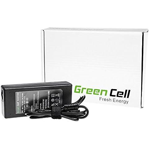 Green Cell® Cargador Notebook CA Adaptador para SONY VAIO PCG-71211M Ordenador (Salida: 19.5V 4.7A 90W, Dimensiones de la clavija: 6.0mm-4.4mm con el perno adentro) Laptop Cable de Alimentación para PC