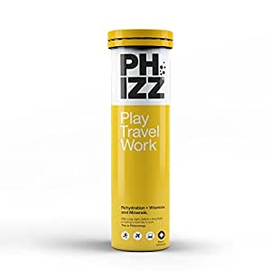 Phizz 'The Original' Rehydration + Vitamins and Minerals Tablets - Tube of 20