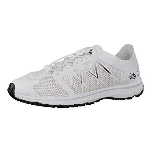North Face Damen T92vv2lg5 Trail Running Schuhe, Elfenbein (White), 38 EU -