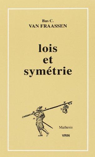 Lois et symetrie
