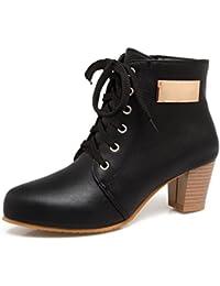 BalaMasa Abl09851 Sandales Plateforme Femme Noir, 37.5 EU, ABL09851